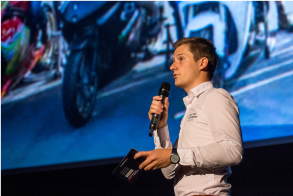 Presentatie Superbike